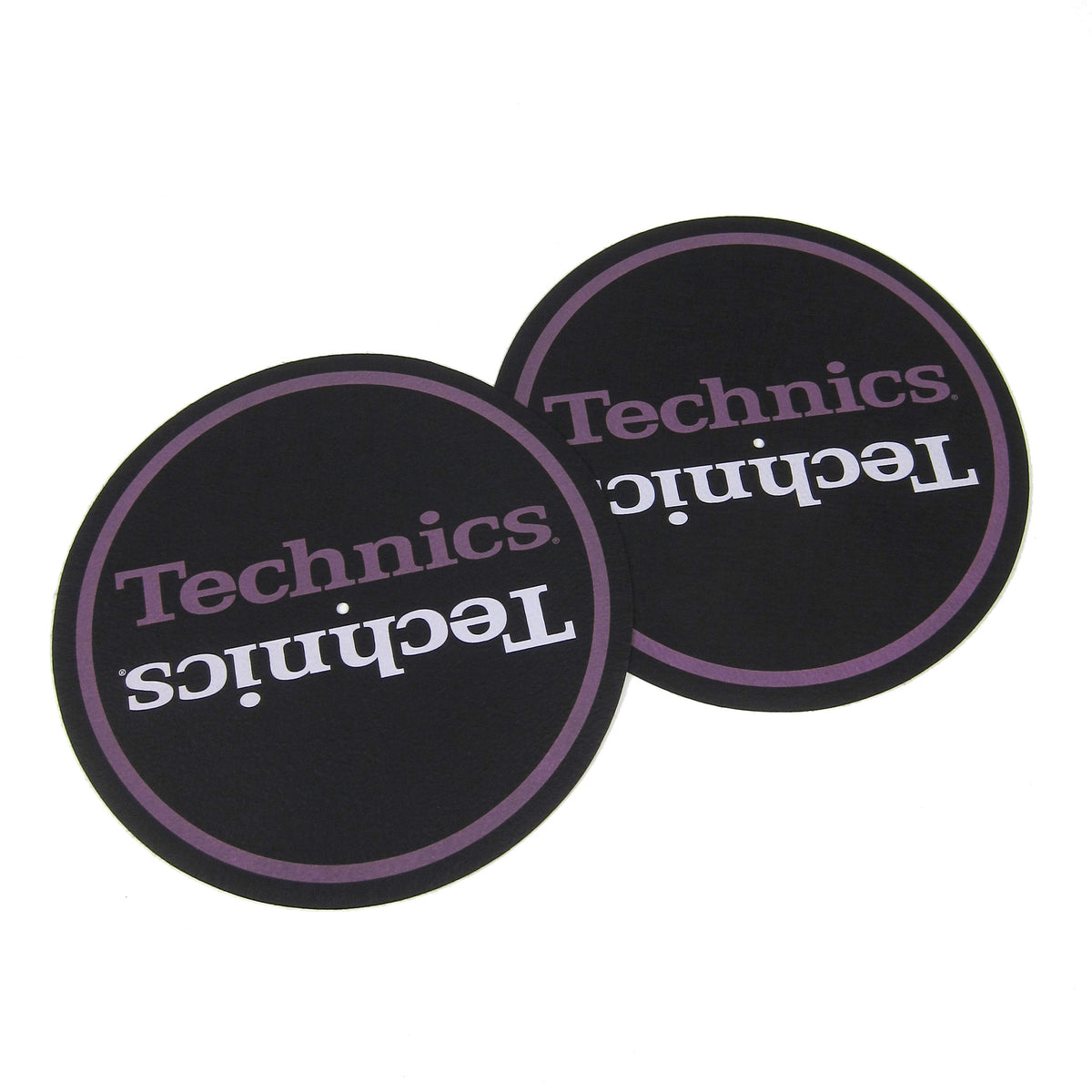 Technics: Technics Shadow Slipmat (Pair) - Purple