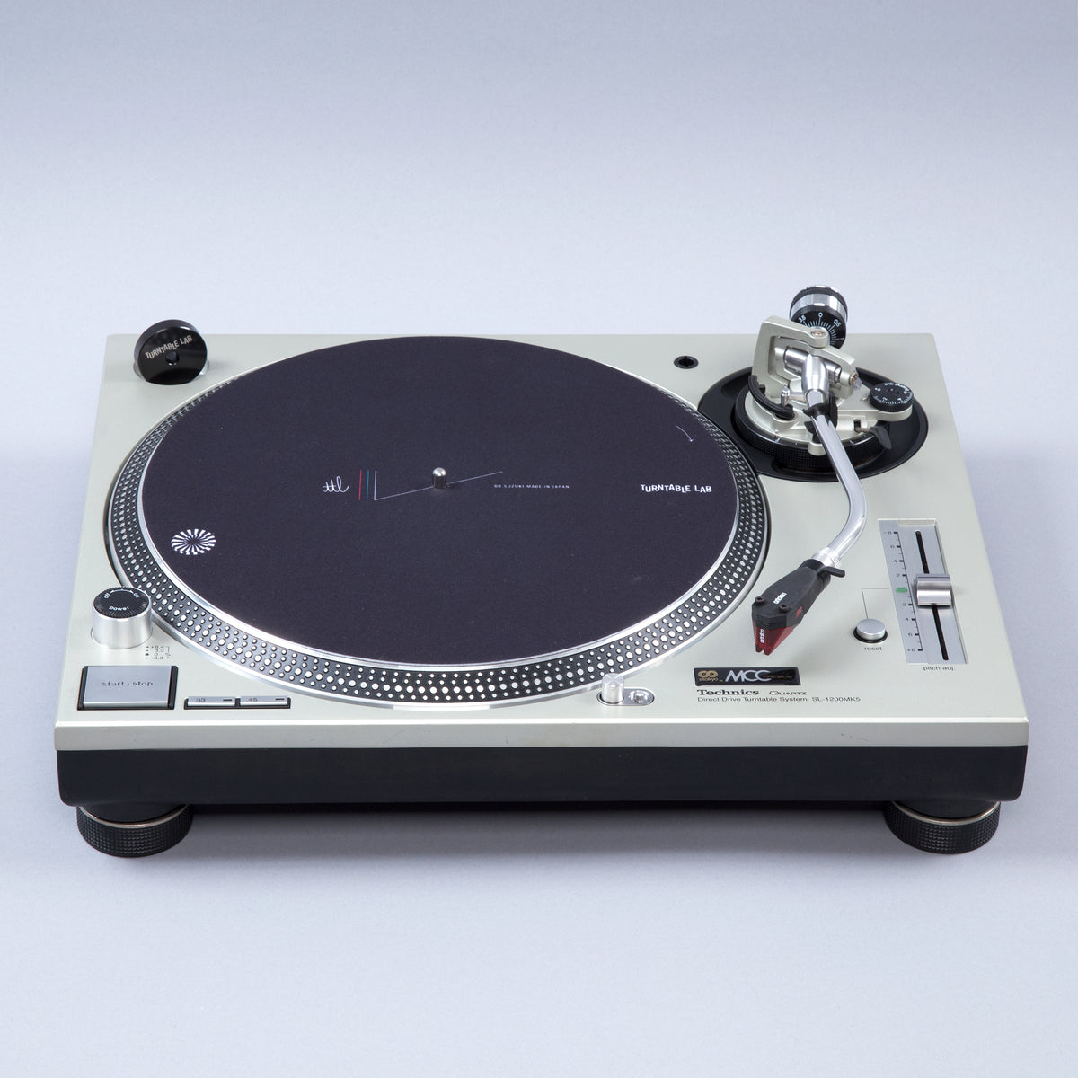 Turntable Lab: Dr. Suzuki Record Mat - Turntable Lab 1972 Edition