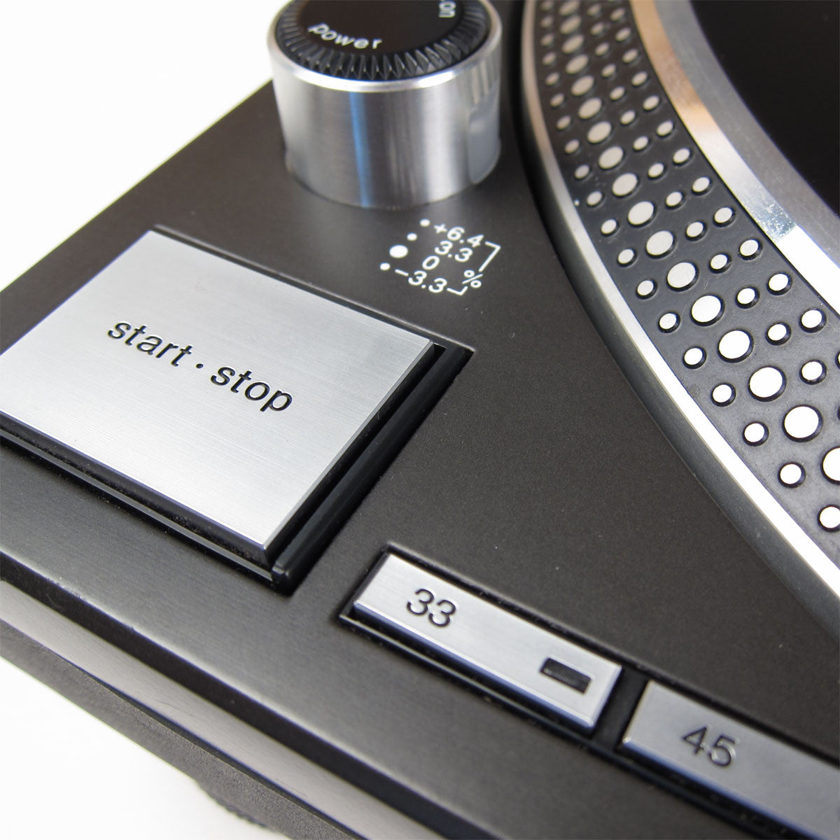 Technics: SL-1210MK5 Turntable - Stokyo MCC Refurbished detail 2