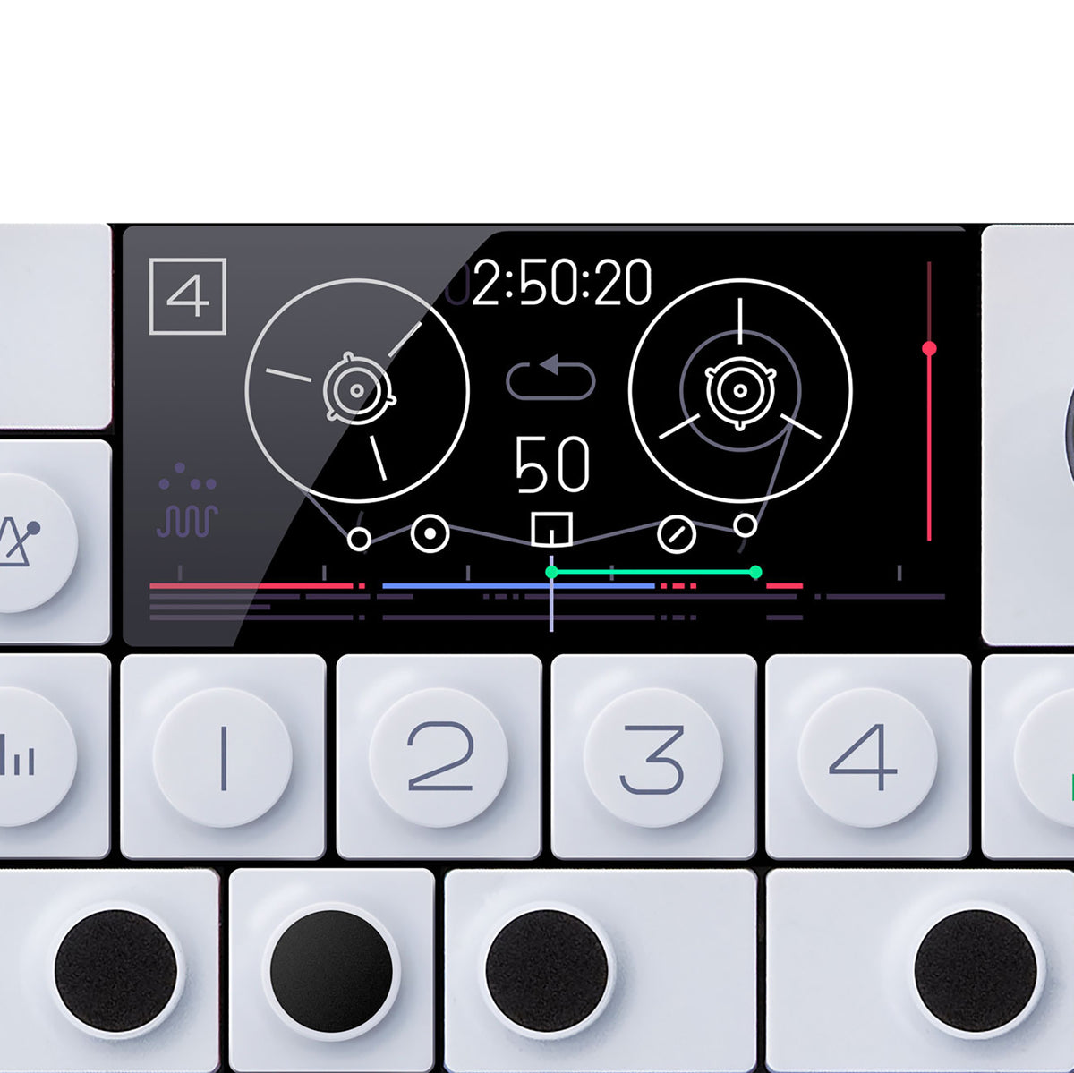 Teenage Engineering: OP-1 Portable Synthesizer