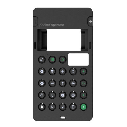 Teenage Engineering: Silicone Case For PO-12 (CA12)