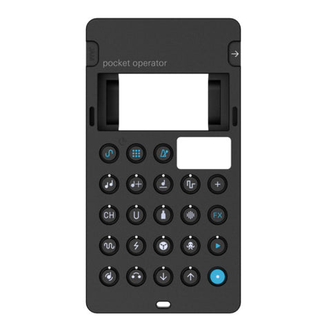 Teenage Engineering: Silicone Case For PO-14 Sub Pocket Operator (CA14)