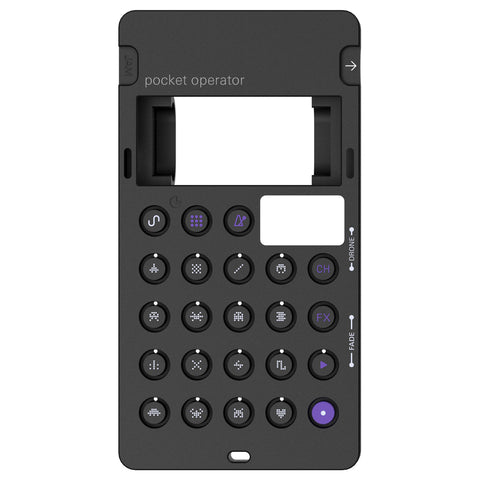 Teenage Engineering: Silicone Case For PO-20 Arcade Pocket Operator (CA20)