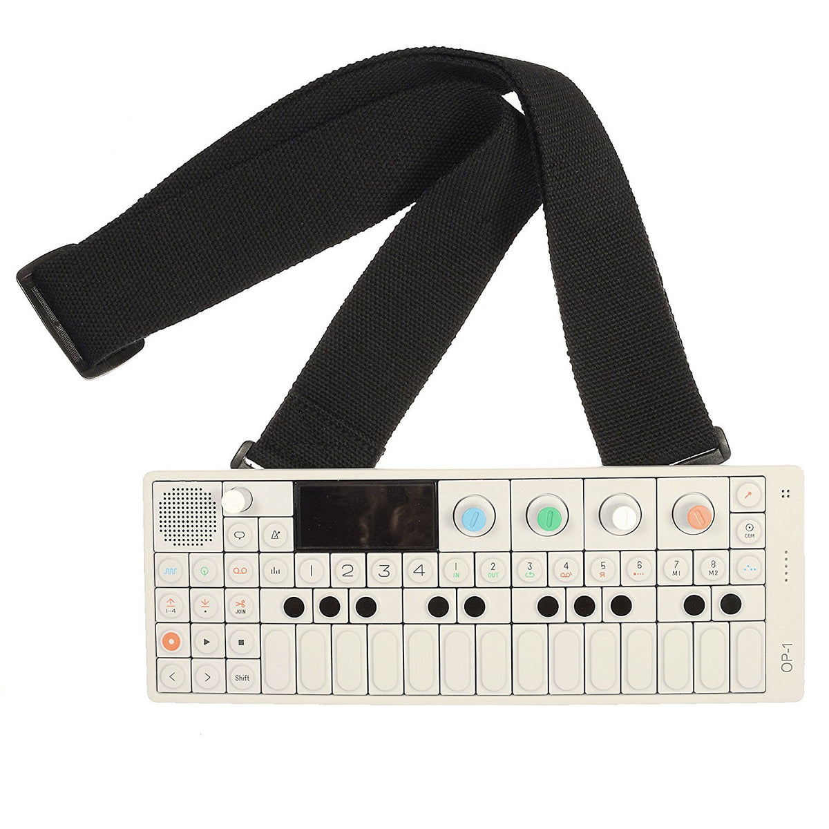 Teenage Engineering: Strap Kit For OP-1 (Shoulder Strap + Strap Loops)