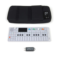 Teenage Engineering: OP-1 + Case + TTL USB Drive Bundle