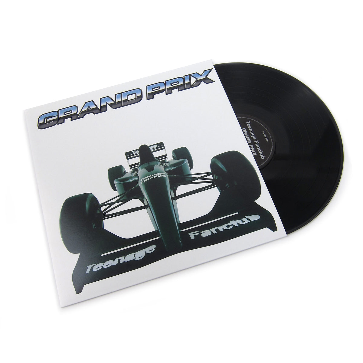 Teenage Fanclub: Grand Prix (180g) Vinyl LP