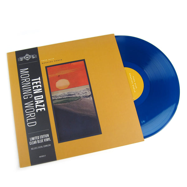 Teen Daze: Morning World (Colored Vinyl) Vinyl LP