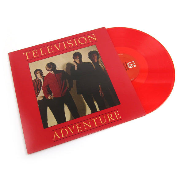 Television: Adventure (Colored Vinyl) Vinyl LP