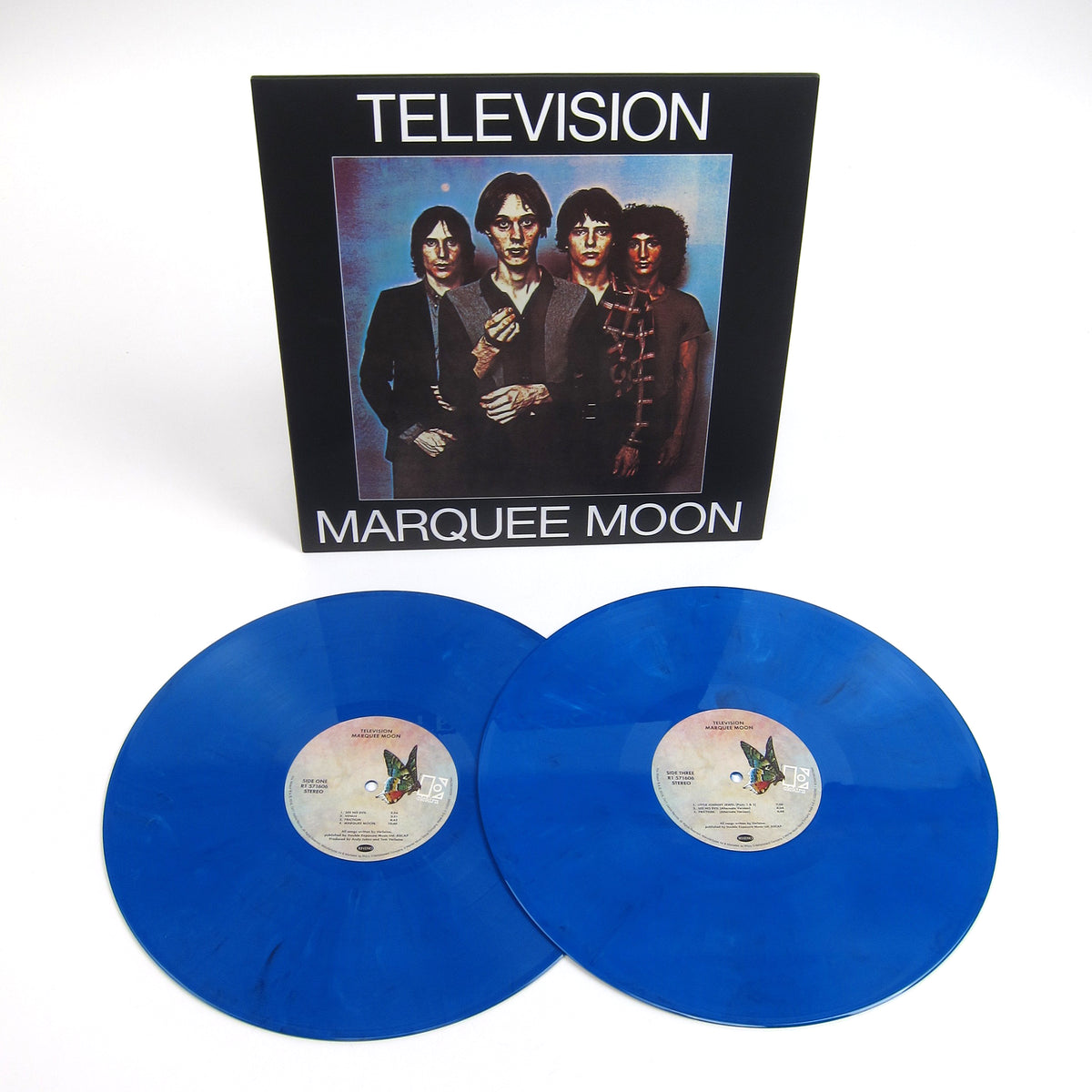 Television: Marquee Moon (Colored Vinyl) Vinyl 2LP