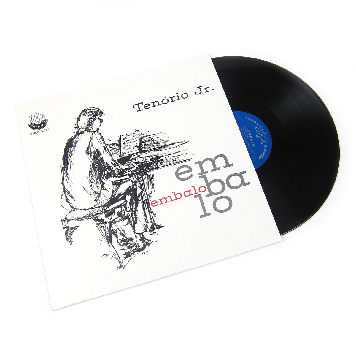 Tenorio Jr.: Embalo Vinyl LP
