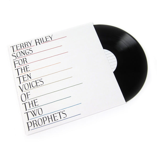 Terry Riley: Songs For The Ten Voices Of The Two Prophets Vinyl LP