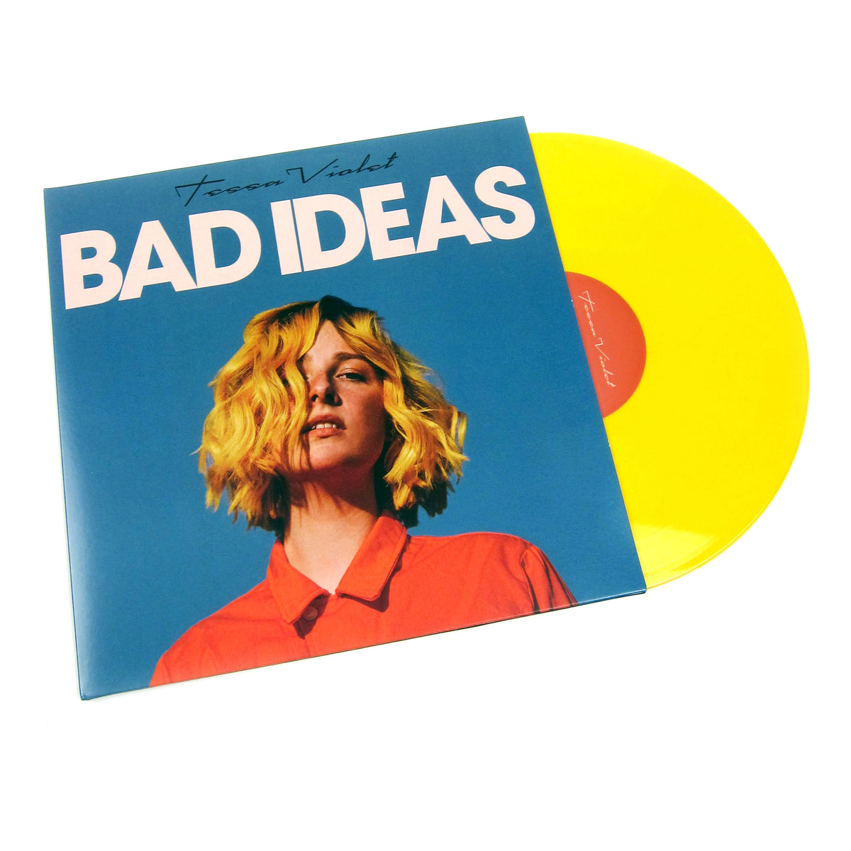 Tessa Violet: Bad Ideas (Colored Vinyl) Vinyl LP