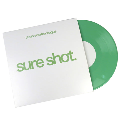 Texas Scratch League: Sure Shot (Colored Vinyl) Vinyl 10""