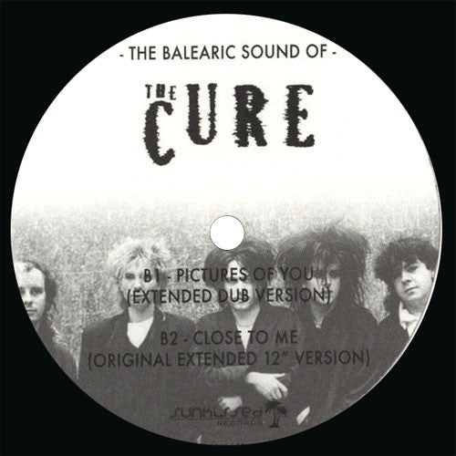 The Cure: The Balearic Sound Of The Cure 12""
