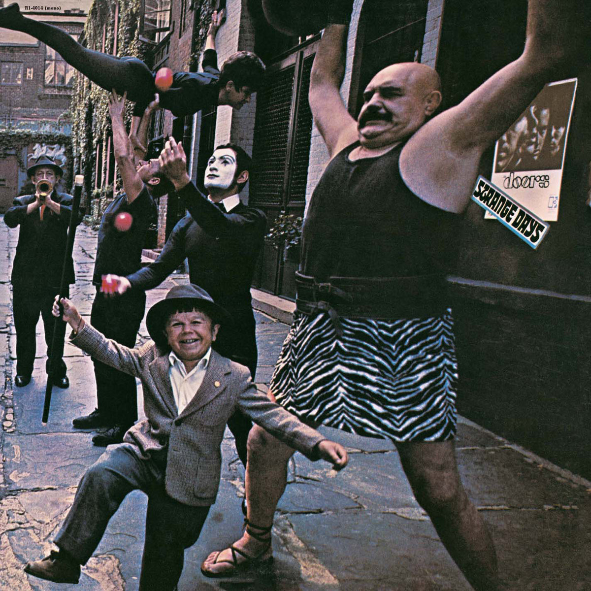 The Doors: Strange Days (Mono 180g) Vinyl LP (Record Store Day)
