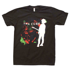 The Cure: Boys Don't Cry Shirt - Black