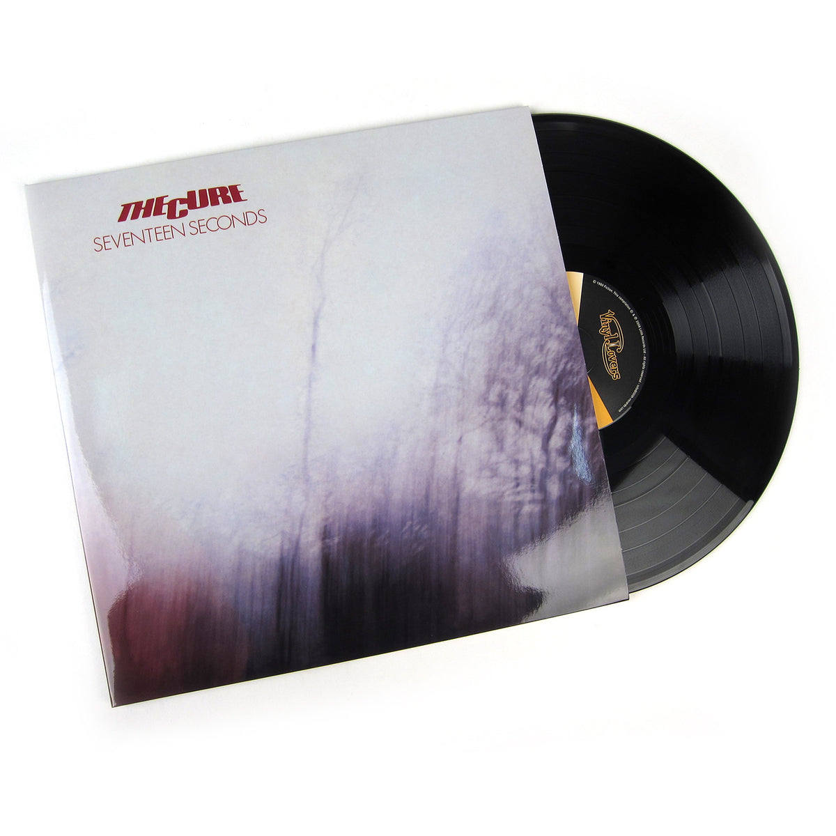 The Cure: Seventeen Seconds (180g) Vinyl 2LP