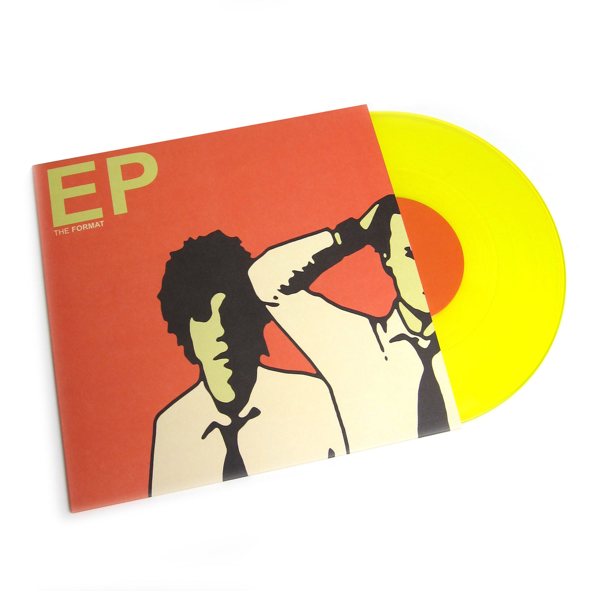 The Format: EP (Colored Vinyl) Vinyl 10""