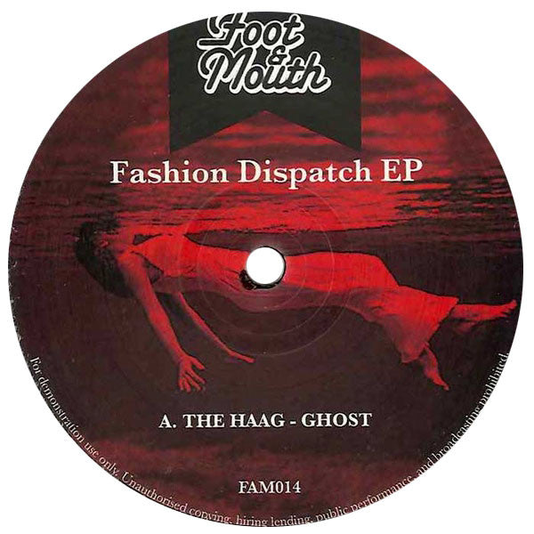 The Haag / Little 15: Fashion Dispatch (Depeche Mode) Vinyl EP
