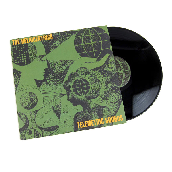 The Heliocentrics: Telemetric Sounds Vinyl LP