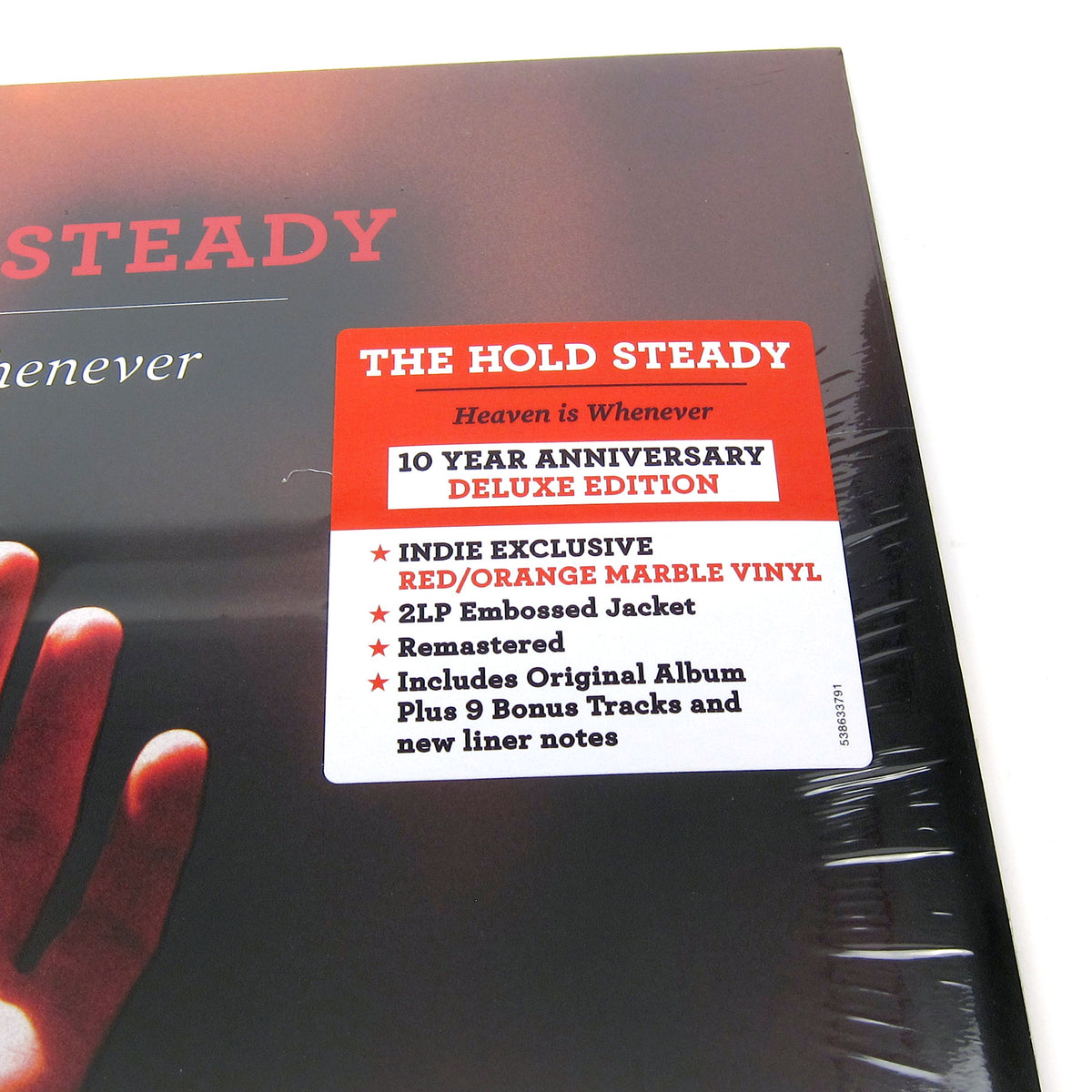 Hold Steady: Heaven is Whenever - Deluxe Edition (Indie Exclusive Colored Vinyl) Vinyl 2LP