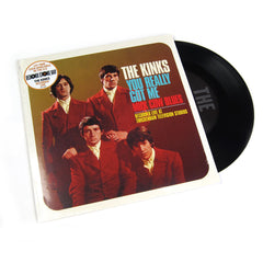 "The Kinks: You Really Got Me (Live) / Milk Cow Blues (Live) Vinyl 7"" (Record Store Day)"
