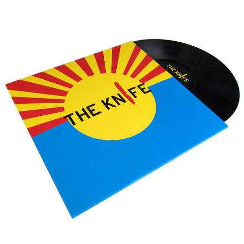 The Knife: The Knife (180g, Free CD) 2LP