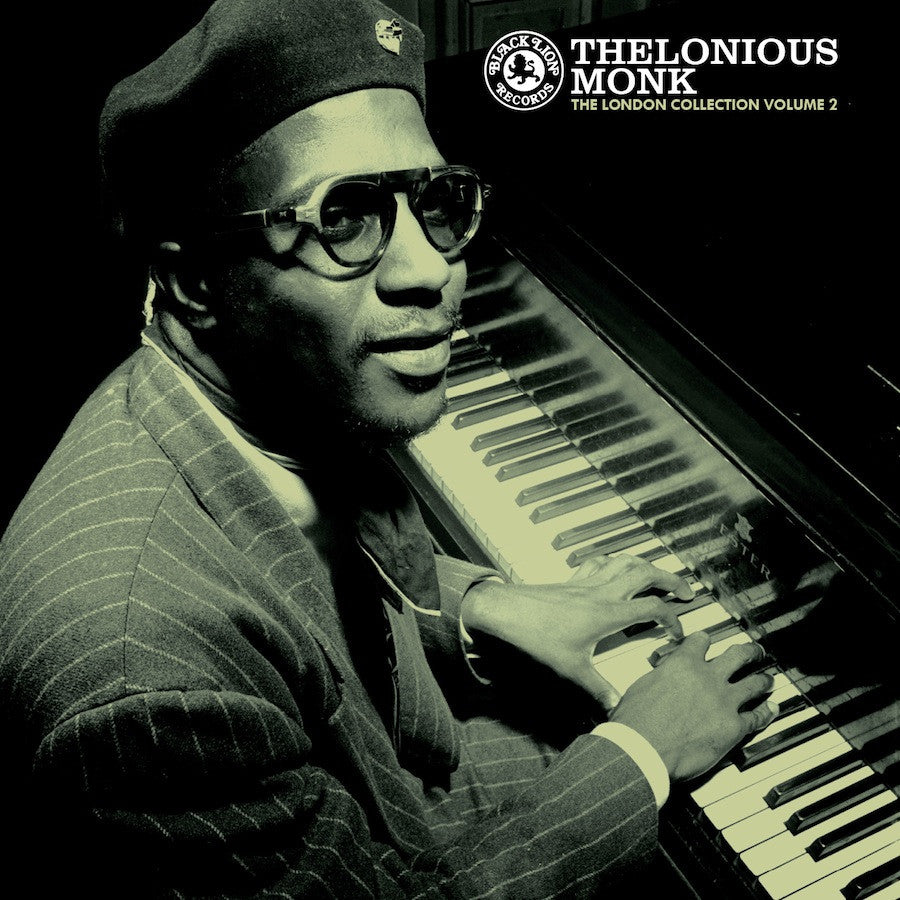 Thelonious Monk: London Collection, Vol.2 (Clear Vinyl) Vinyl LP (Record Store Day)