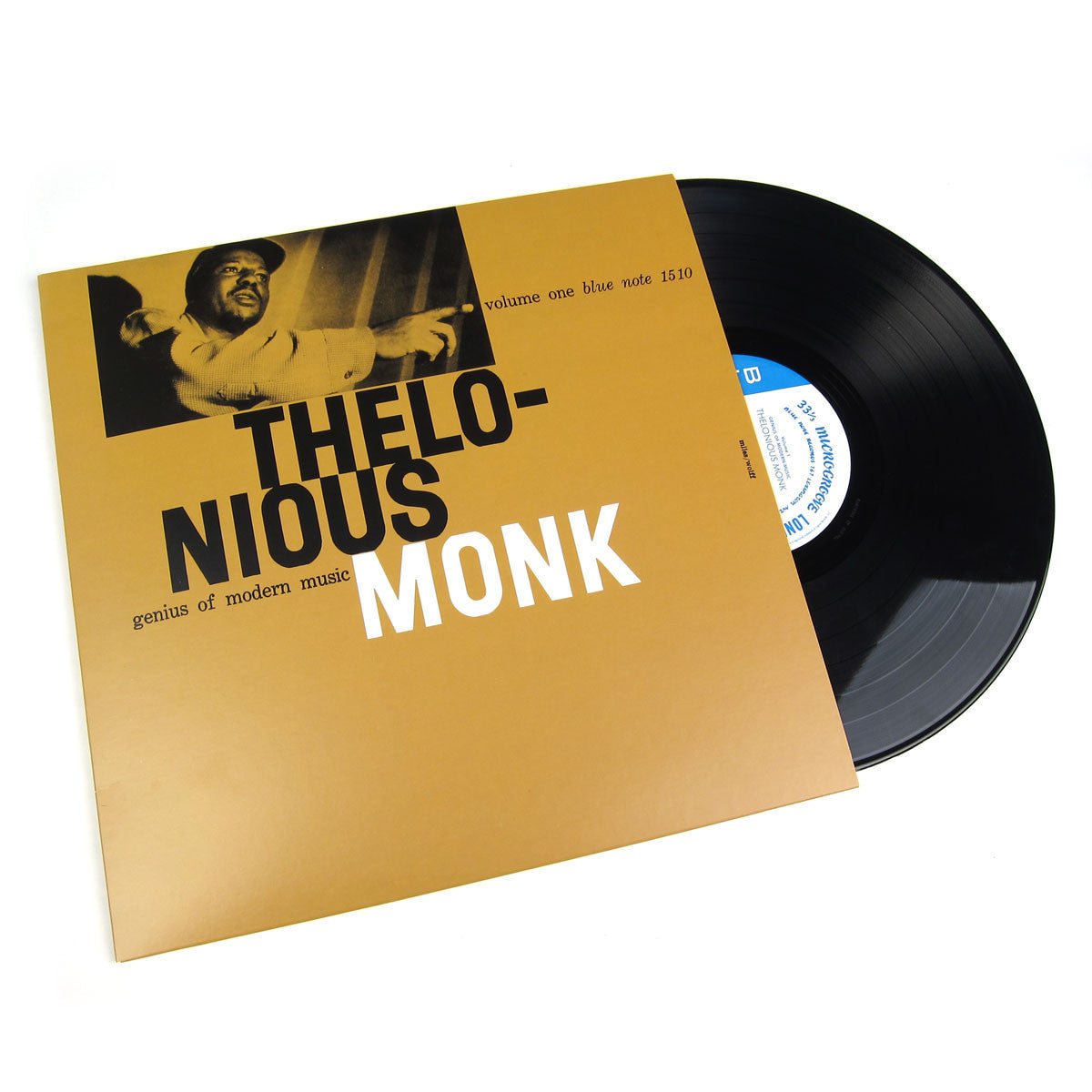 Thelonious Monk: Genius Of Modern Music Volume One (Mono) Vinyl LP