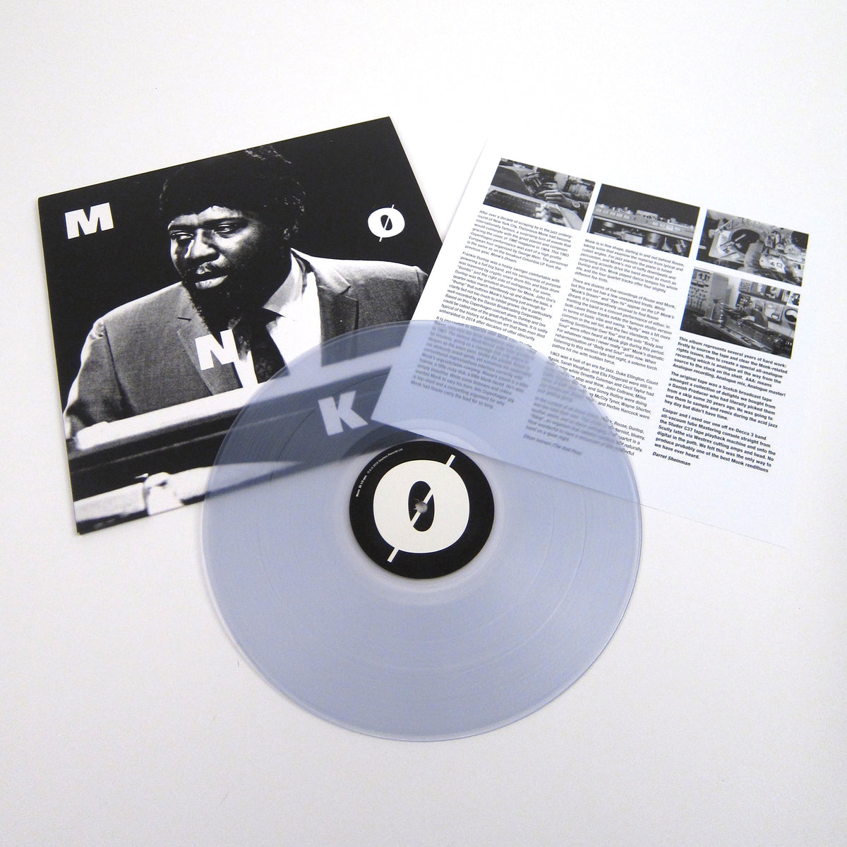 Thelonious Monk: Monk (Indie Exclusive Colored Vinyl) Vinyl LP