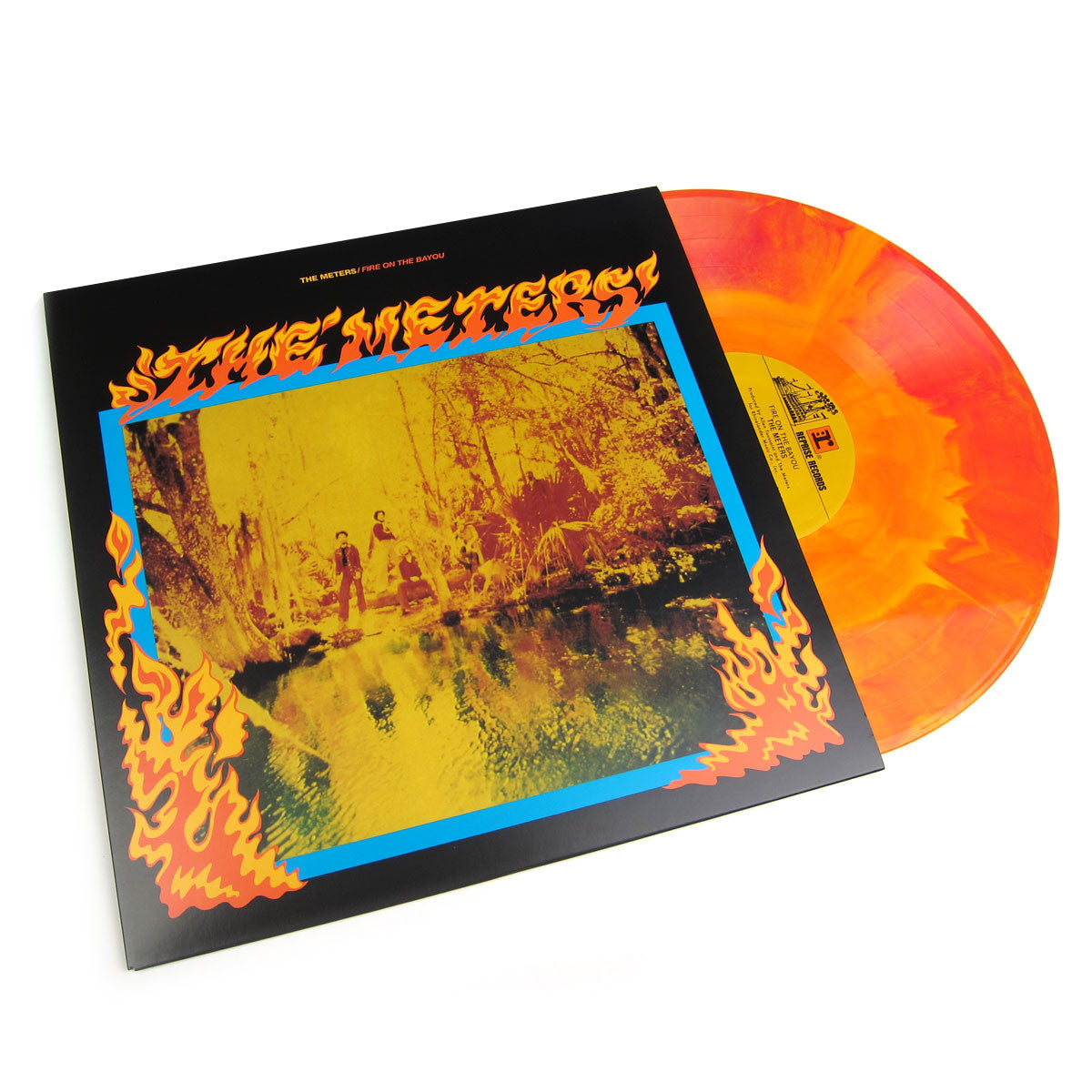 The Meters: Fire On The Bayou (Colored Vinyl) Vinyl LP