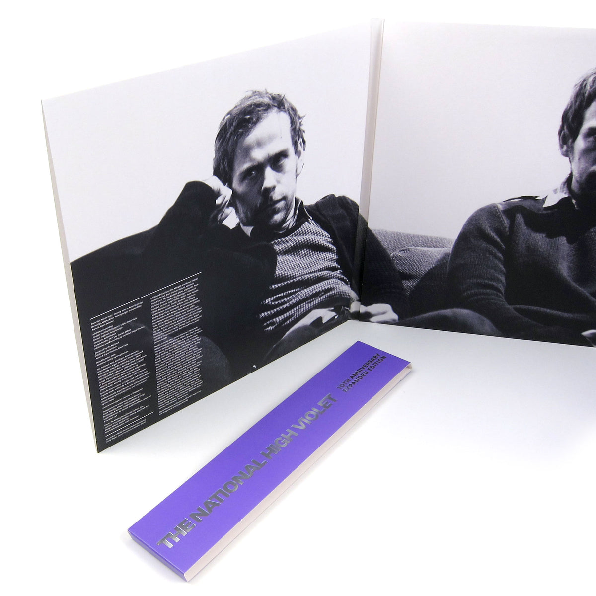 The National: High Violet - Expanded Edition (Colored Vinyl) Vinyl 3LP