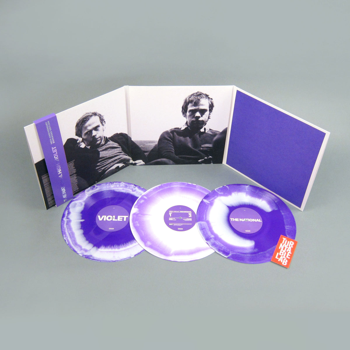 The National: High Violet - Expanded Edition (Colored Vinyl) Vinyl 3LP - PRE-ORDER