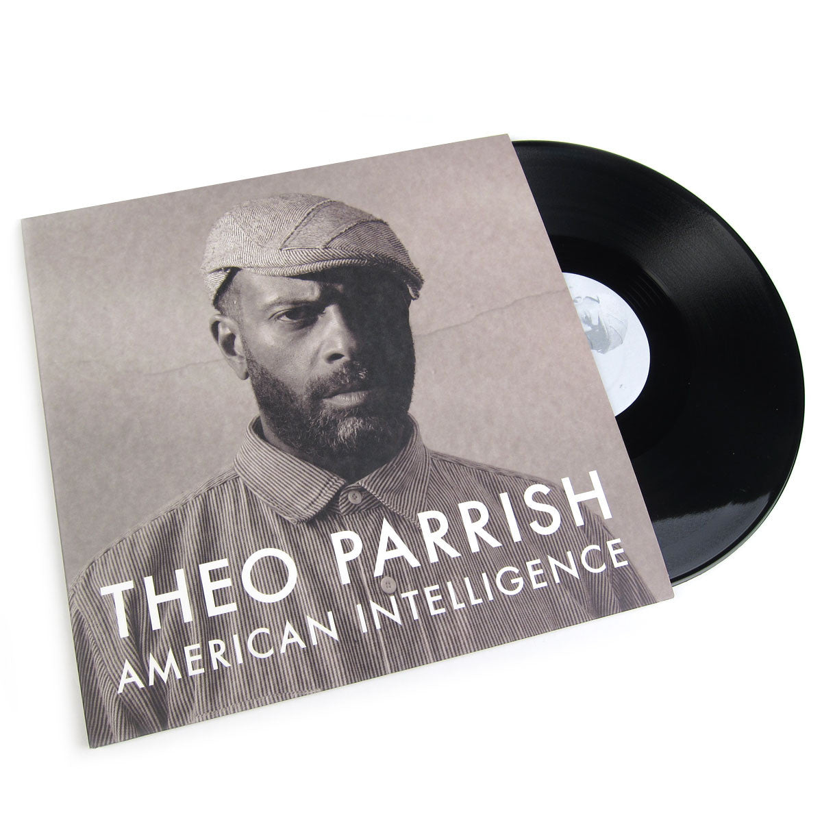 Theo Parrish: American Intelligence Vinyl 3LP