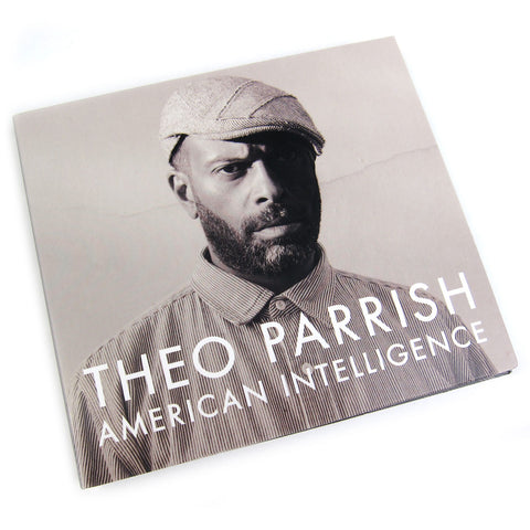 Theo Parrish: American Intelligence CD