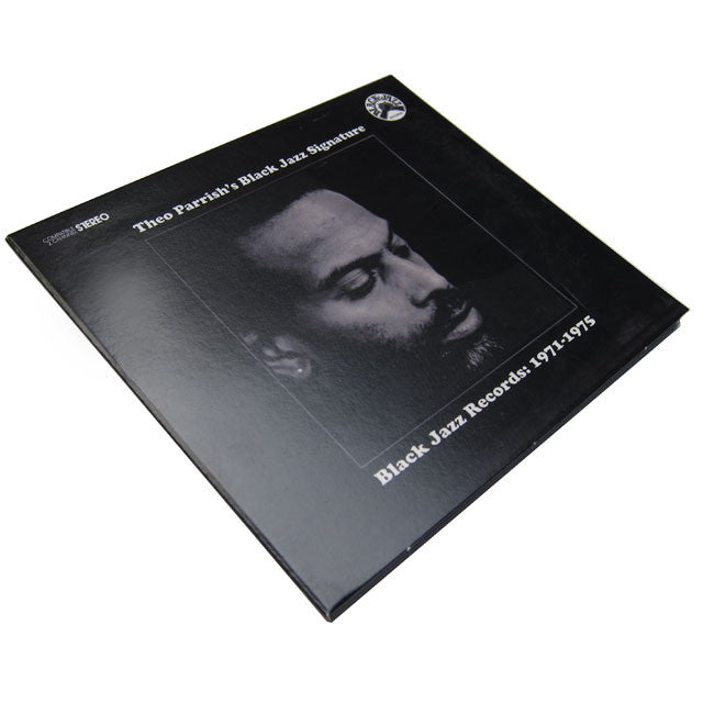 Theo Parrish: Black Jazz Signature CD