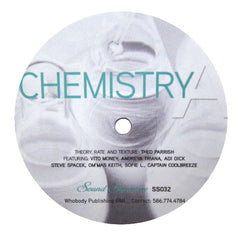 Theo Parrish: Chemistry / Untitled One 12""