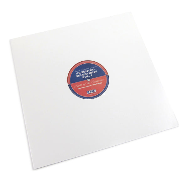 Theo Parrish & Marcellus Pittman: Essential Selections 12""