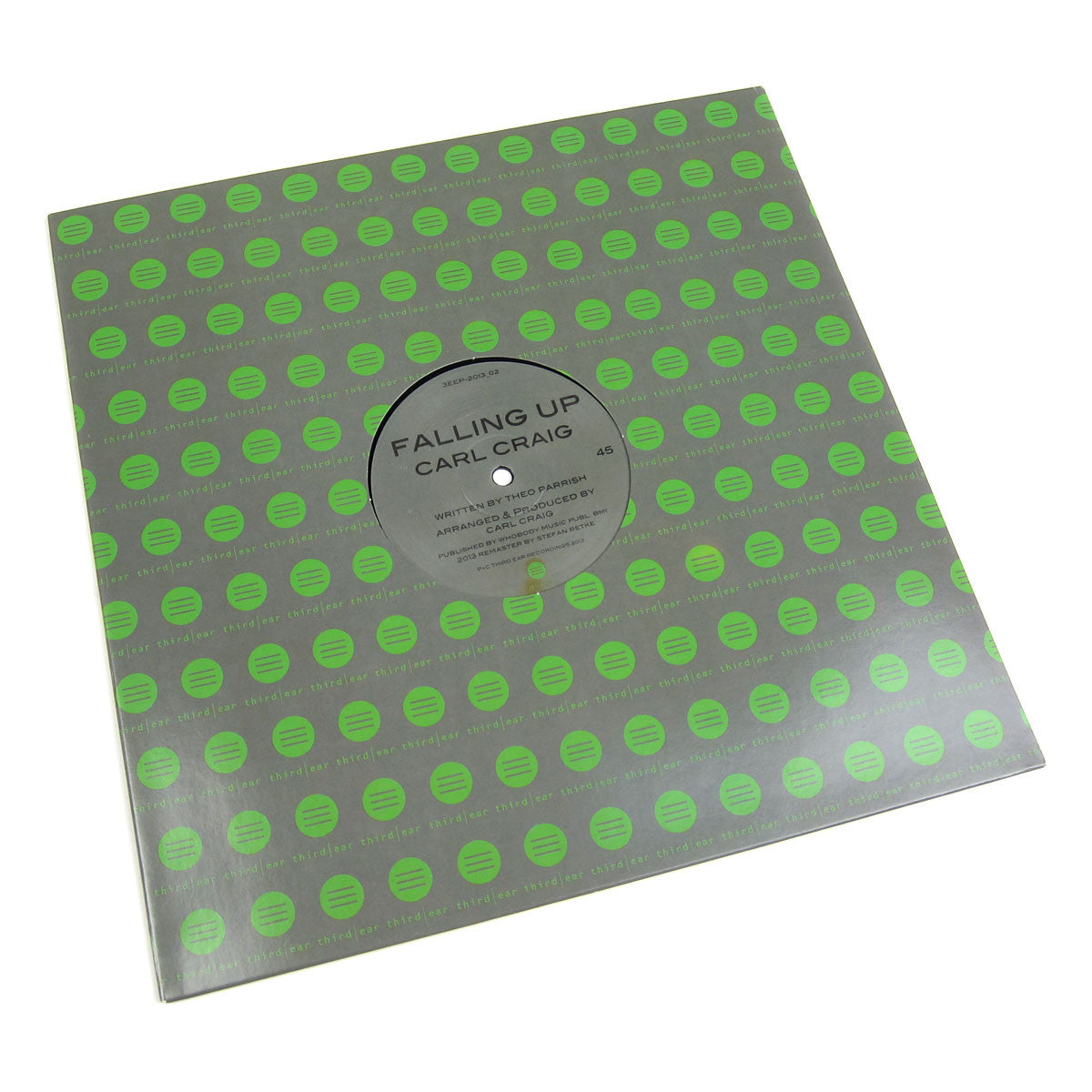 Theo Parrish: Falling Up 2013 (Carl Craig) Vinyl 12""