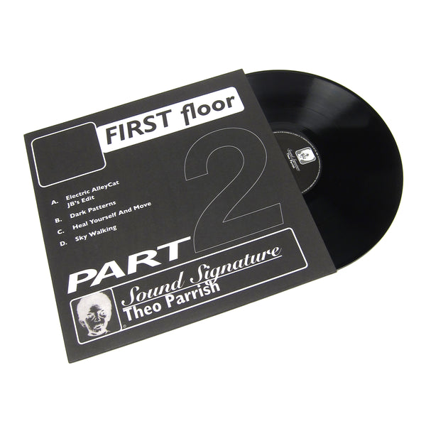 Theo Parrish: First Floor Pt.2 Vinyl 2LP