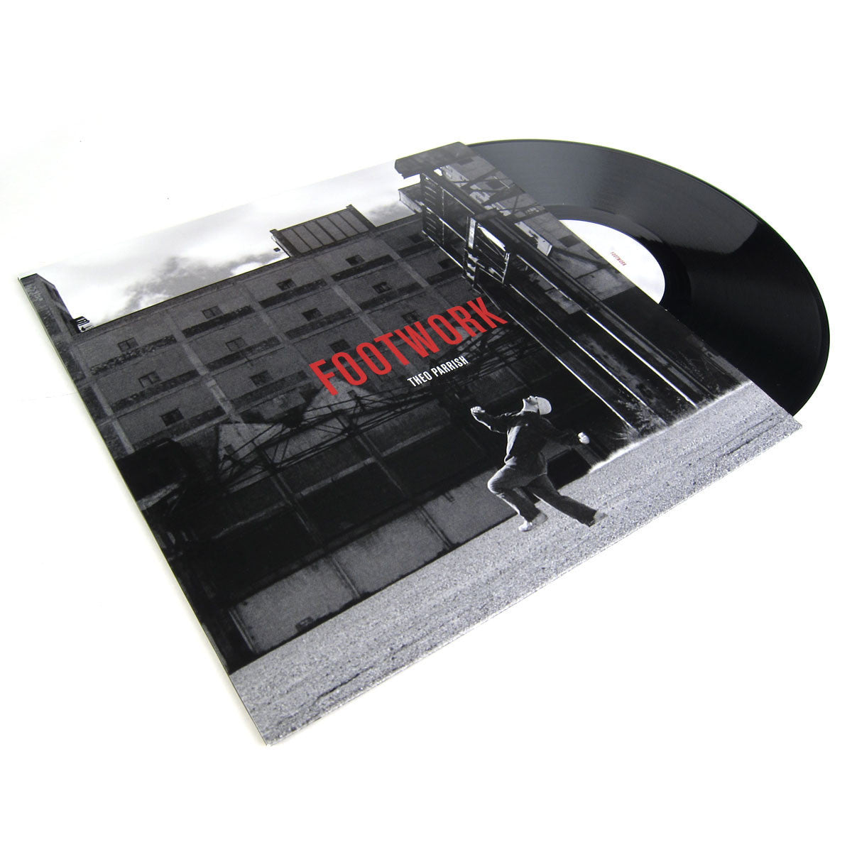 Theo Parrish: Footwork Vinyl 12""