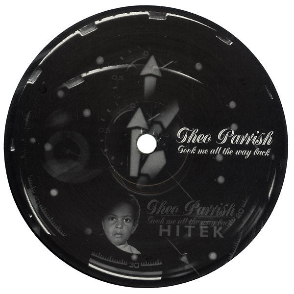 Theo Parrish: Took Me All The Way Back 12""