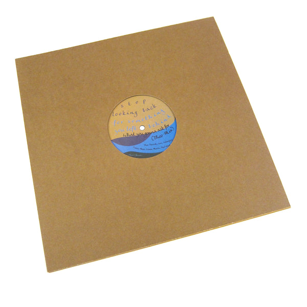 Theo Parrish & Dego: What You Wanna Ask For Vinyl 12""