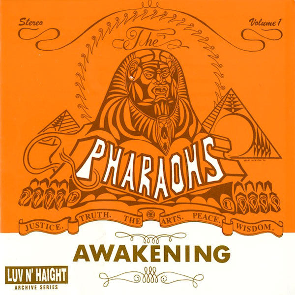 The Pharoahs: Awakening LP