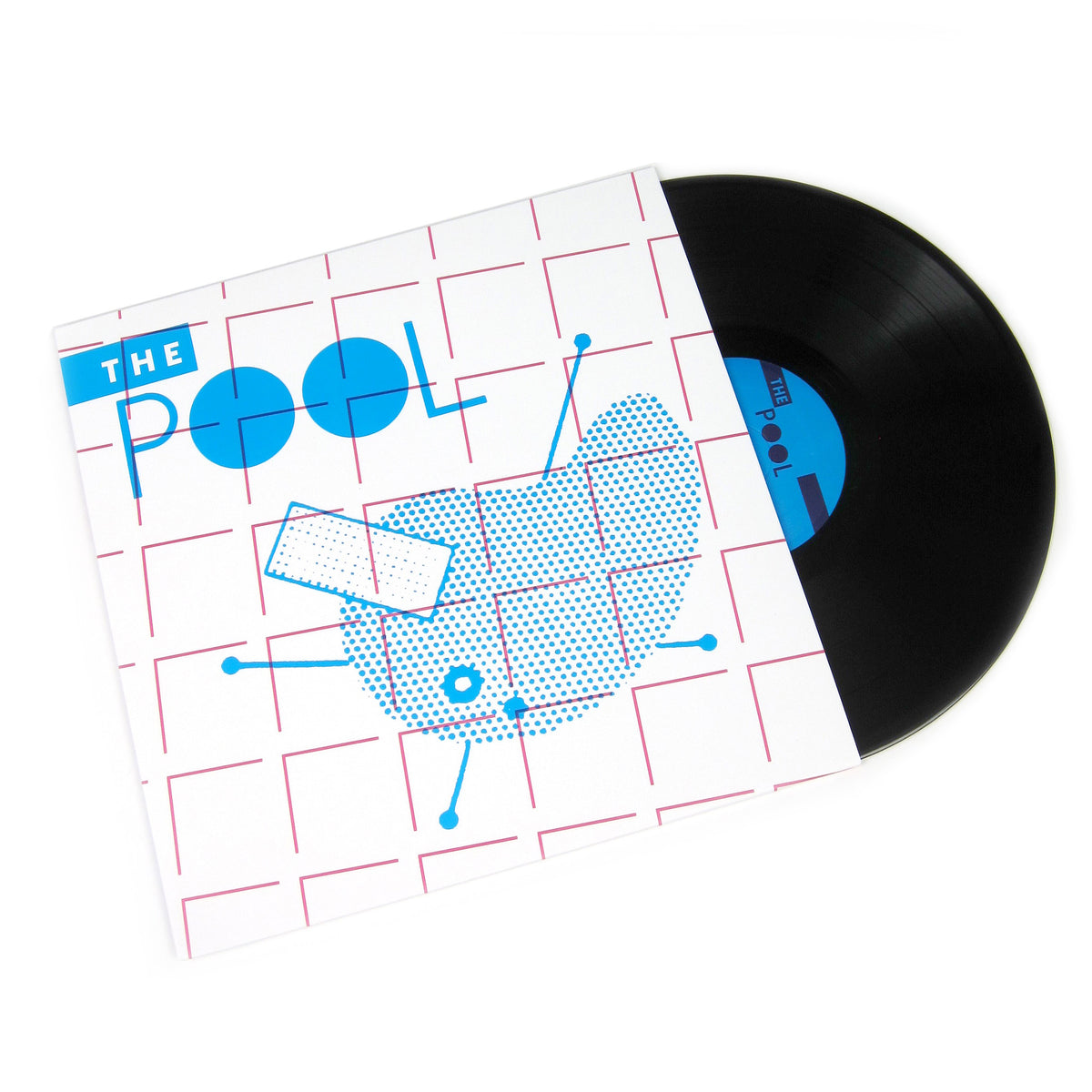 The Pool: Dance It Down / Jamaica Running Vinyl 12""