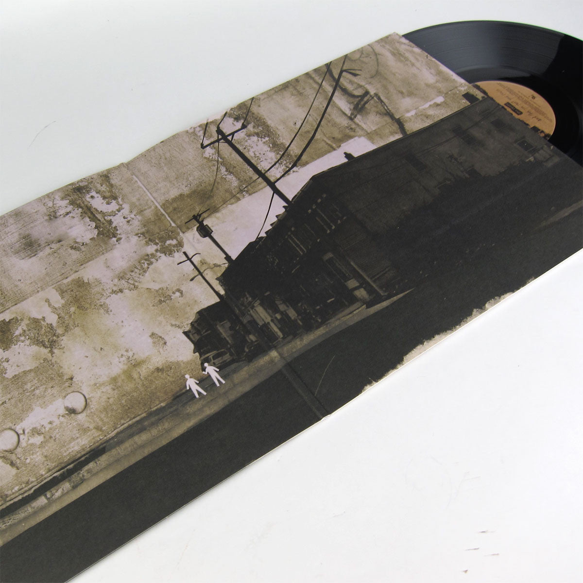 The Roots: And Then You Shoot Your Cousin Vinyl LP gatefold