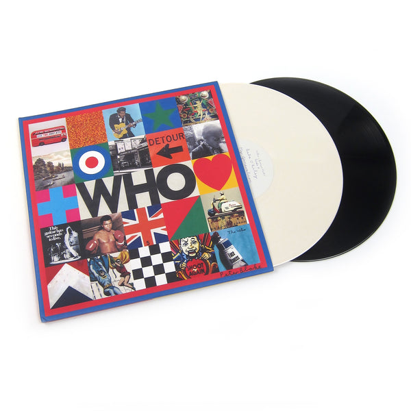 The Who: Who (180g, Indie Exclusive Colored Vinyl) Vinyl 2LP
