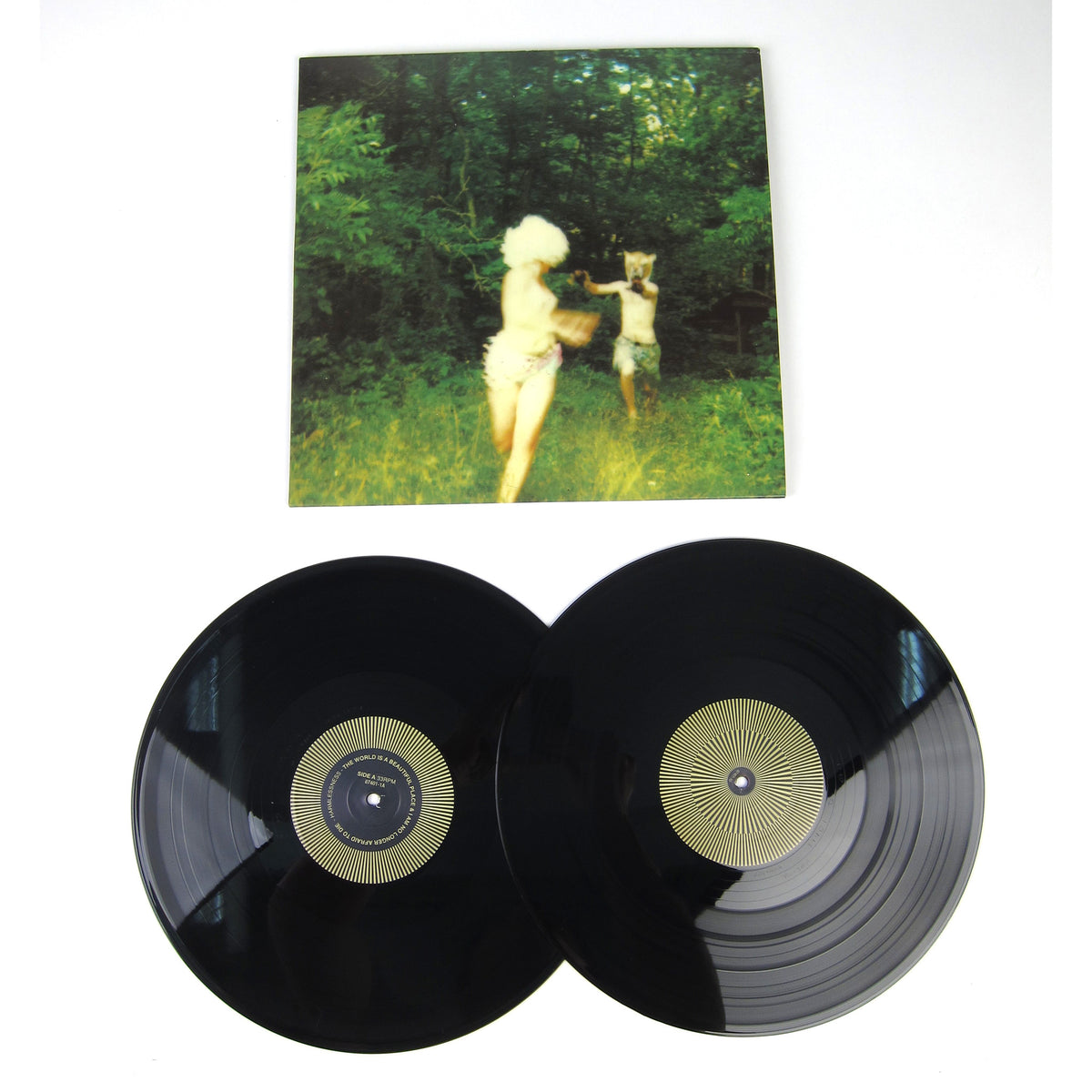 The World Is a Beautiful Place & I Am No Longer Afraid To Die: Harmlessness Vinyl 2LP