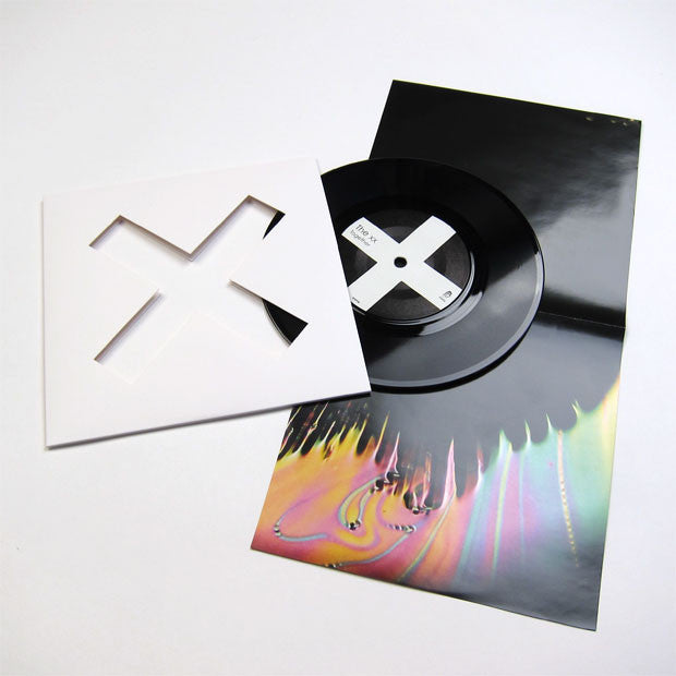 "The XX: Fiction / Together 7"" 2"