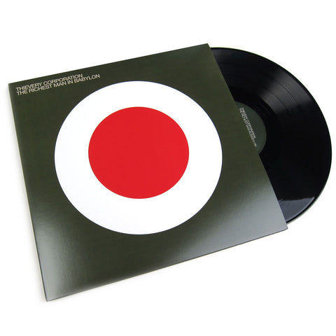 Thievery Corporation: The Richest Man In Babylon Vinyl 2LP